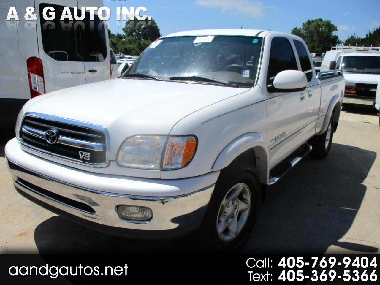 Toyota Tundra Limited Access Cab 2WD 2001