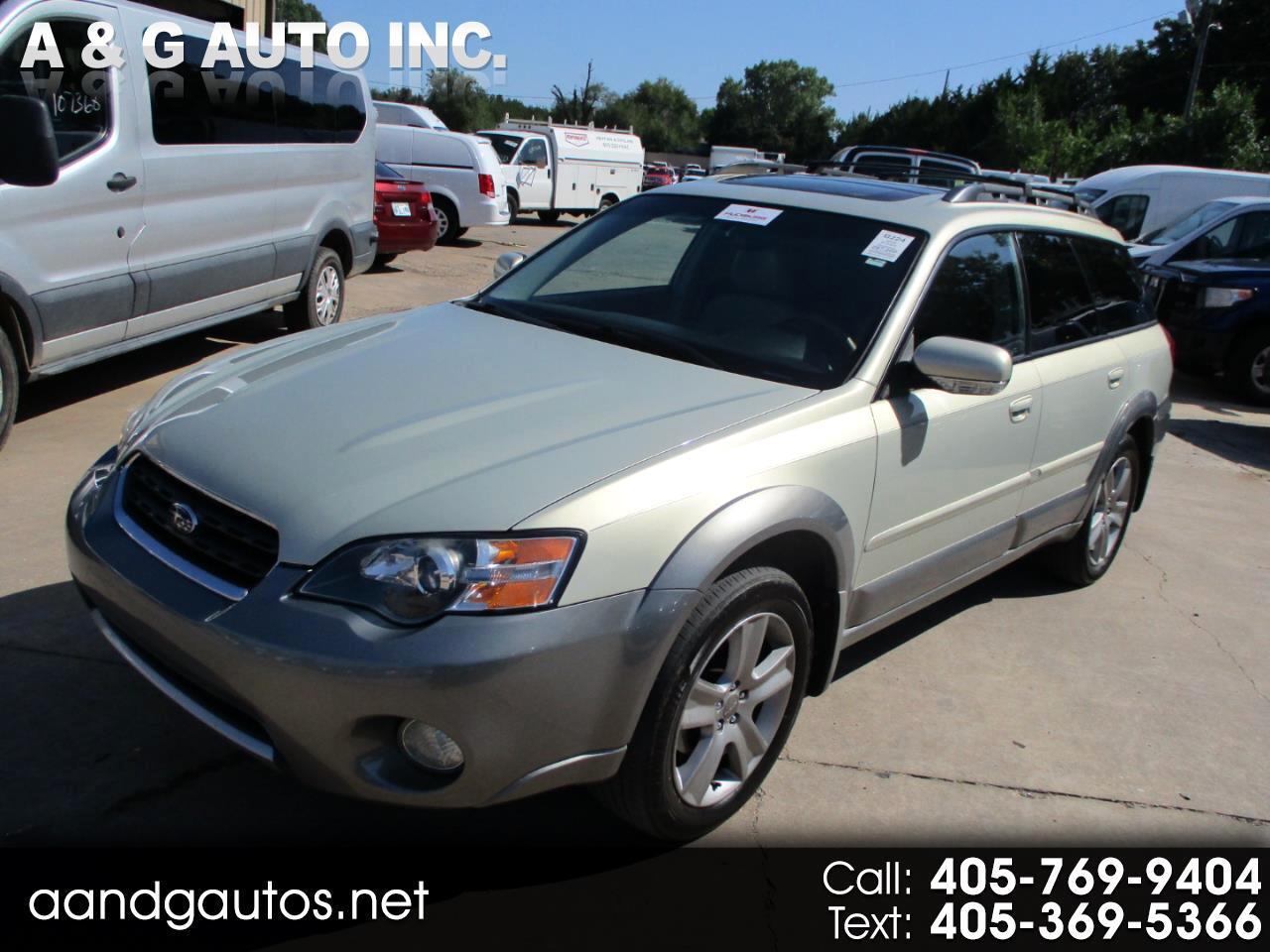Subaru Outback 3.0R L.L.Bean Edition Wagon 2005
