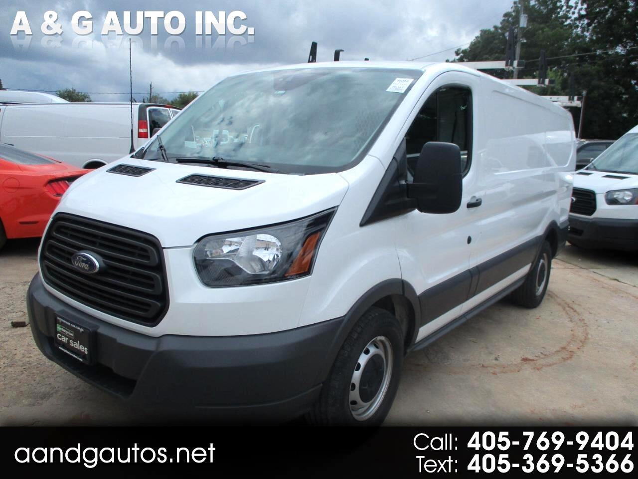 Ford Transit 150 Van Low Roof 60/40 Pass. 130-in. WB 2018