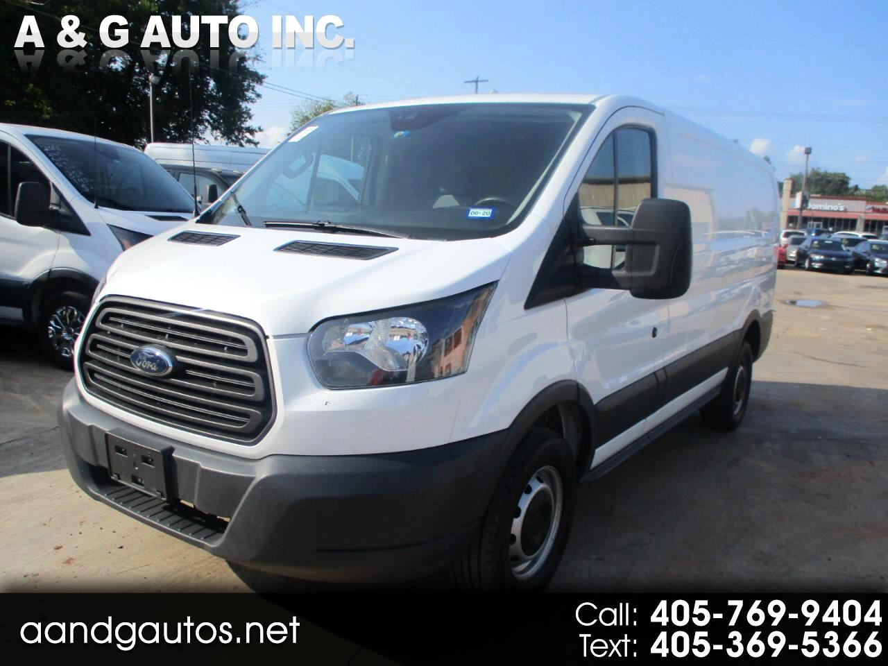Ford Transit 250 Van Low Roof w/Sliding Pass. 130-in. WB 2016