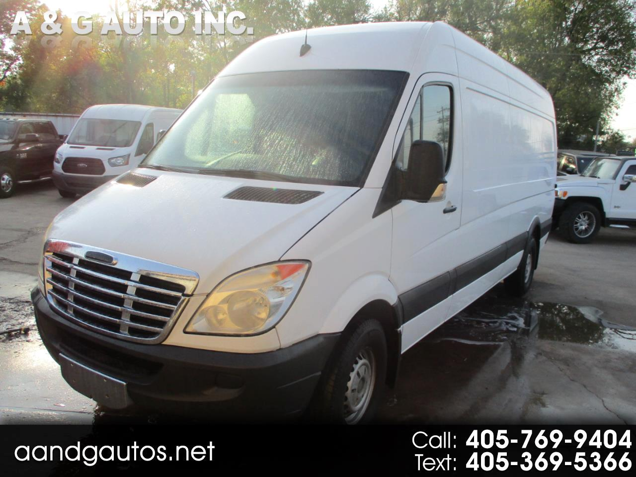 Mercedes-Benz Sprinter 2500 High Roof 170-in. WB 2012