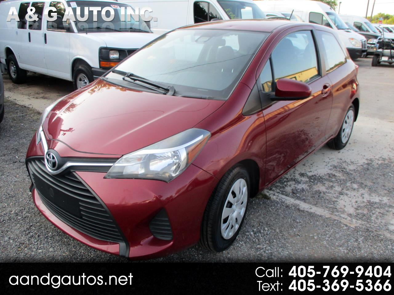 Toyota Yaris L 3-Door AT 2017