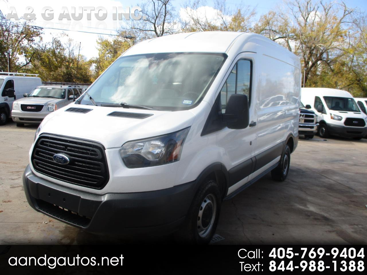 Ford Transit 250 Van Med. Roof w/Sliding Pass. 130-in. WB 2016