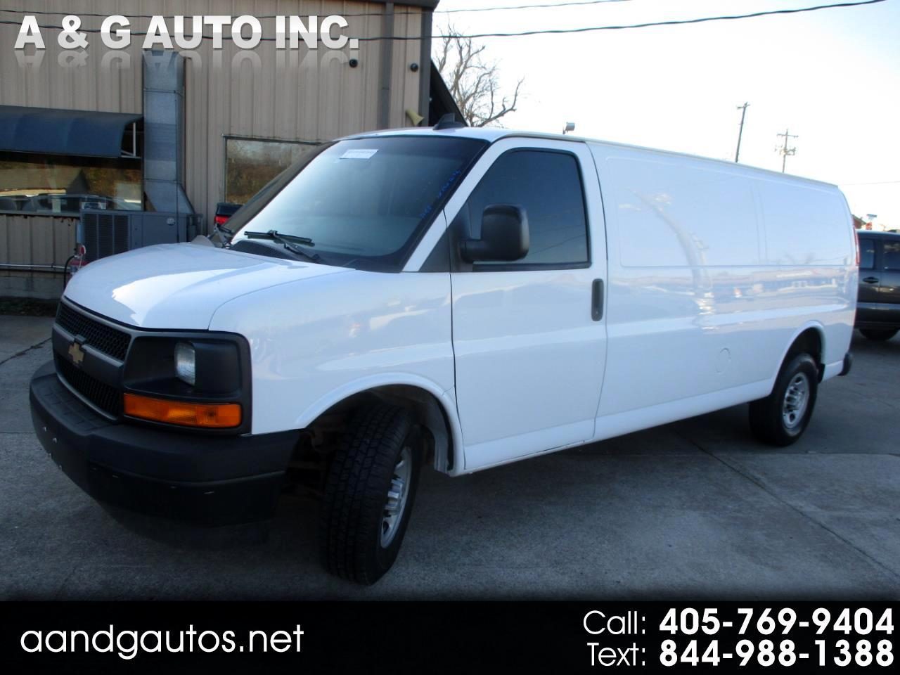 Chevrolet Express 2500 Cargo Extended 2017