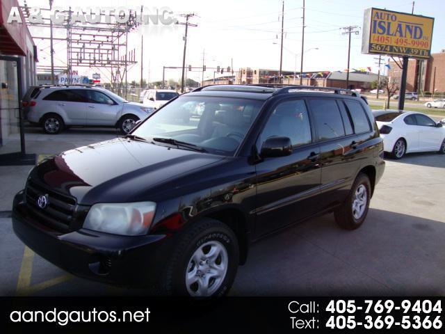 2004 Toyota Highlander 2WD
