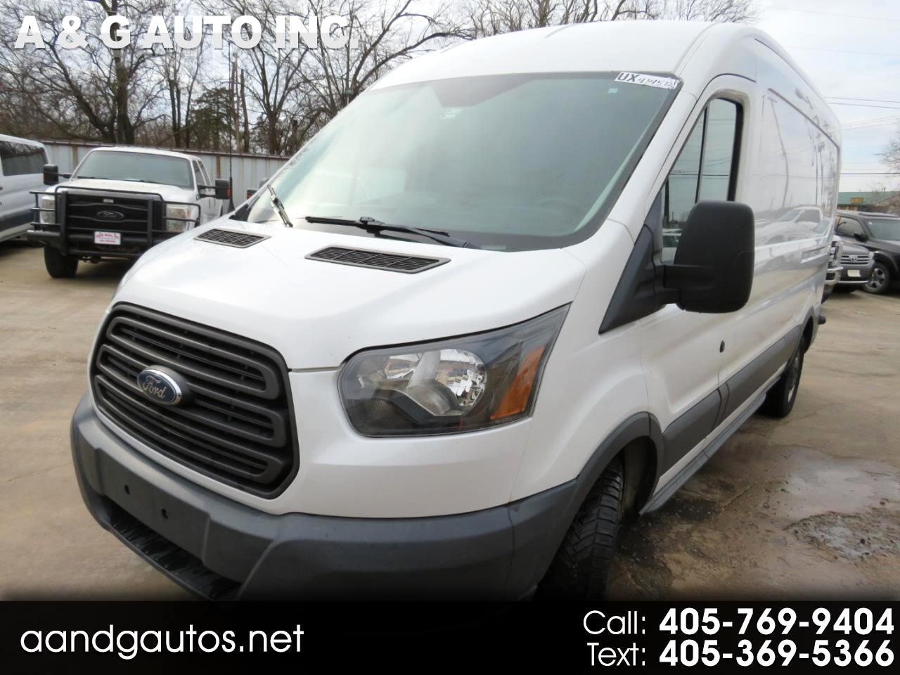 Ford Transit 150 Van Med. Roof w/Sliding Pass. 148-in. WB 2015