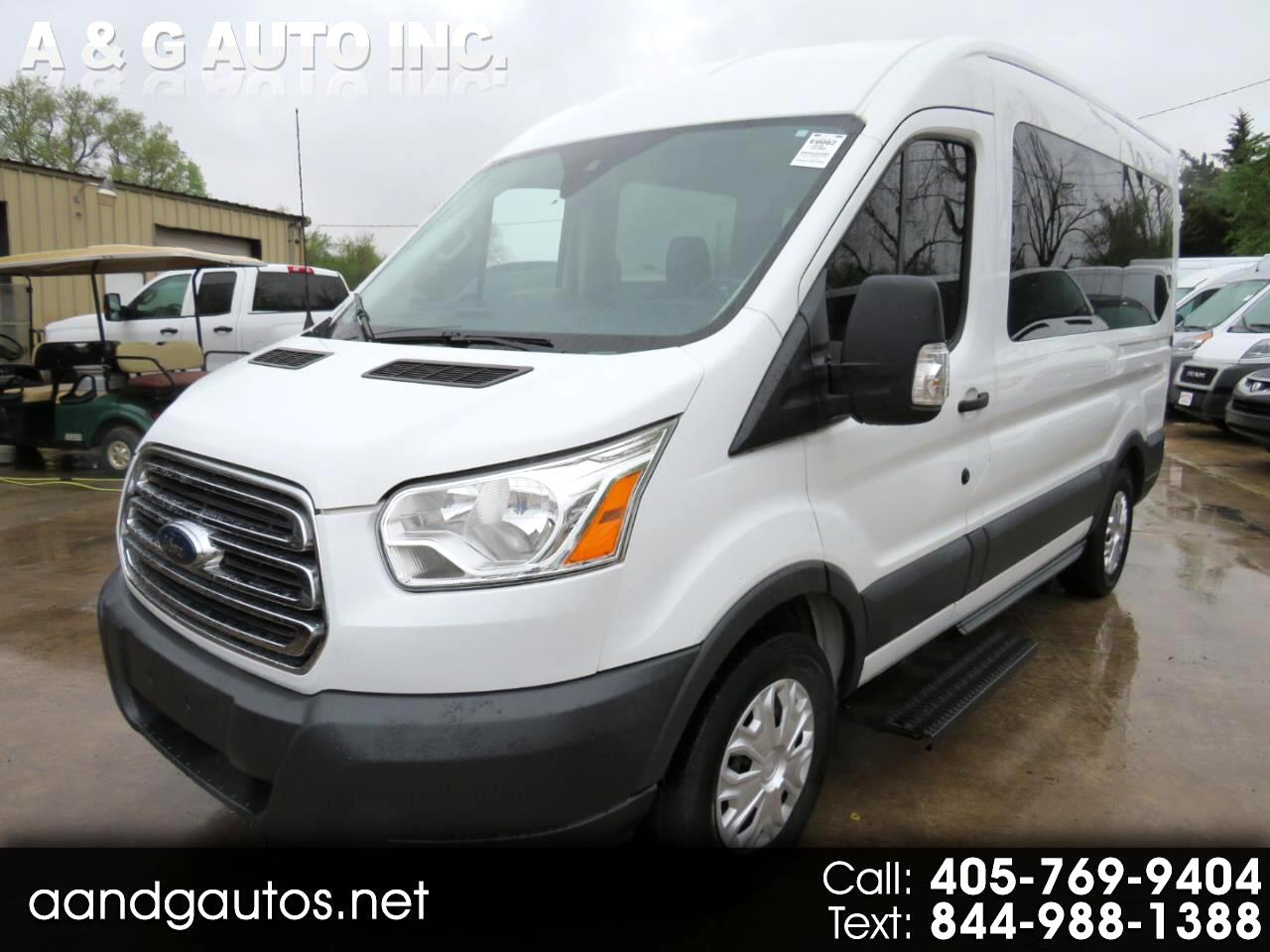 Ford Transit 150 Wagon Med. Roof XL w/Sliding Pass. 130-in. WB 2016