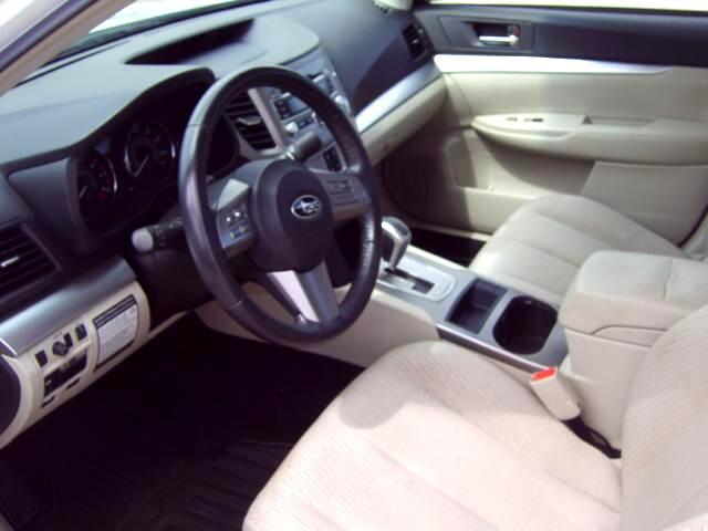 Subaru Legacy 2.5i Premium 2010
