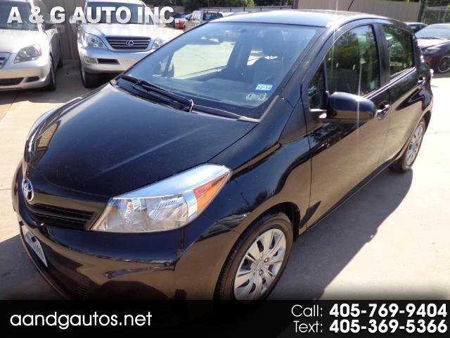 2013 Toyota Yaris L 5-Door AT