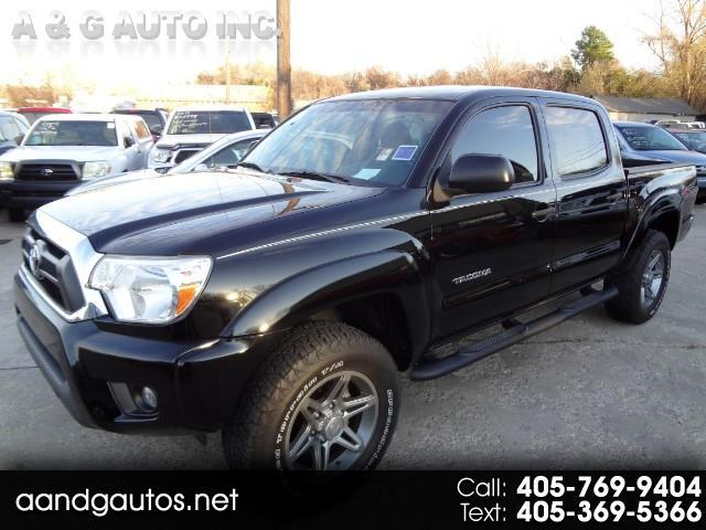 2013 Toyota Tacoma PreRunner Double Cab V6 Automatic 2WD