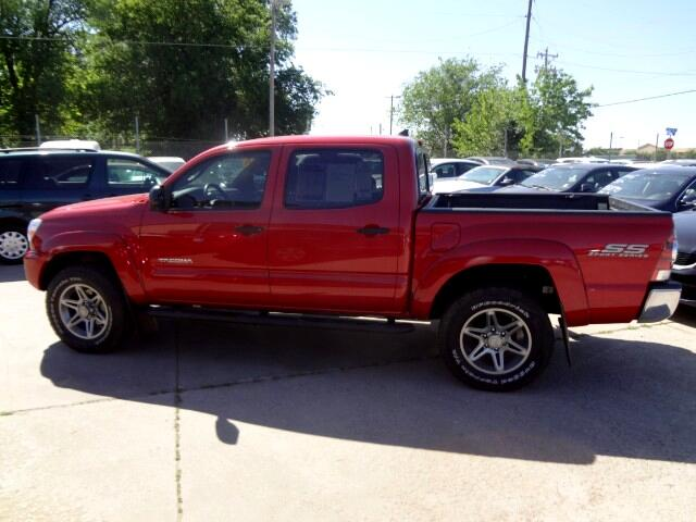 2014 Toyota Tacoma PreRunner Double Cab I4 4AT 2WD