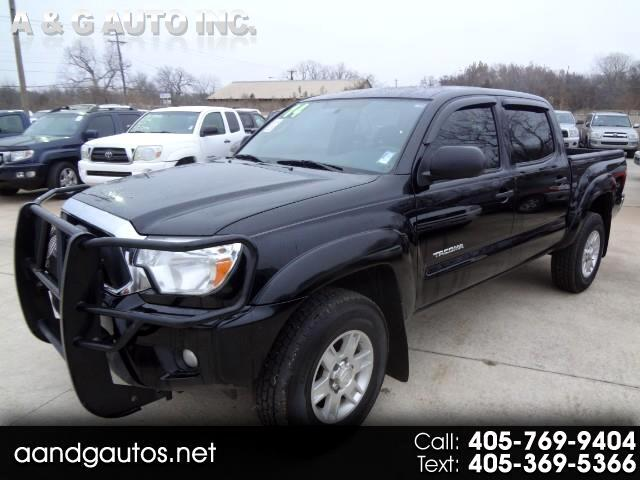 2014 Toyota Tacoma PreRunner Double Cab V6 5AT 2WD