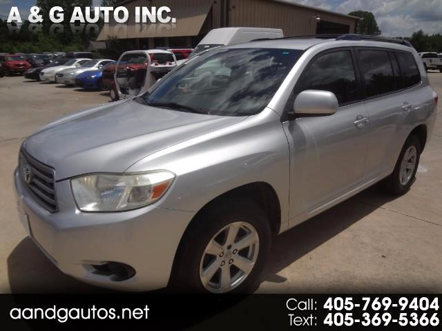 2008 Toyota Highlander Base AWD