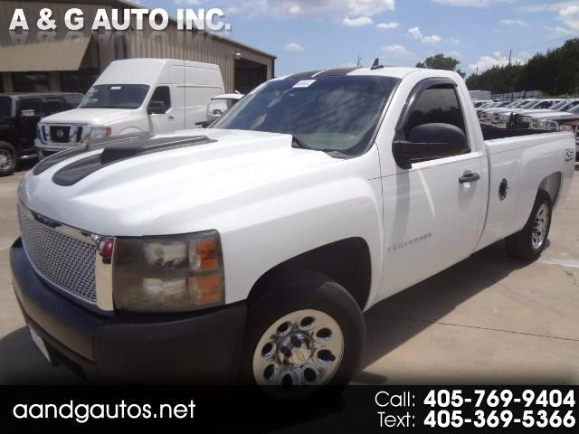 2008 Chevrolet Silverado 1500 Long Bed 2WD