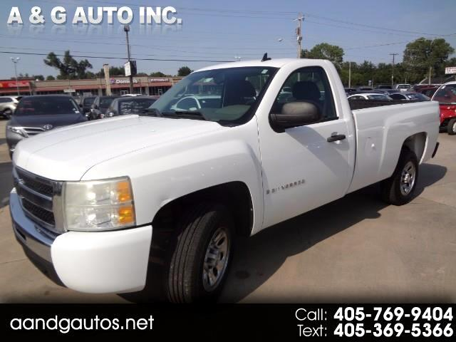 2008 Chevrolet Silverado 1500 Work Truck Long Box 2WD