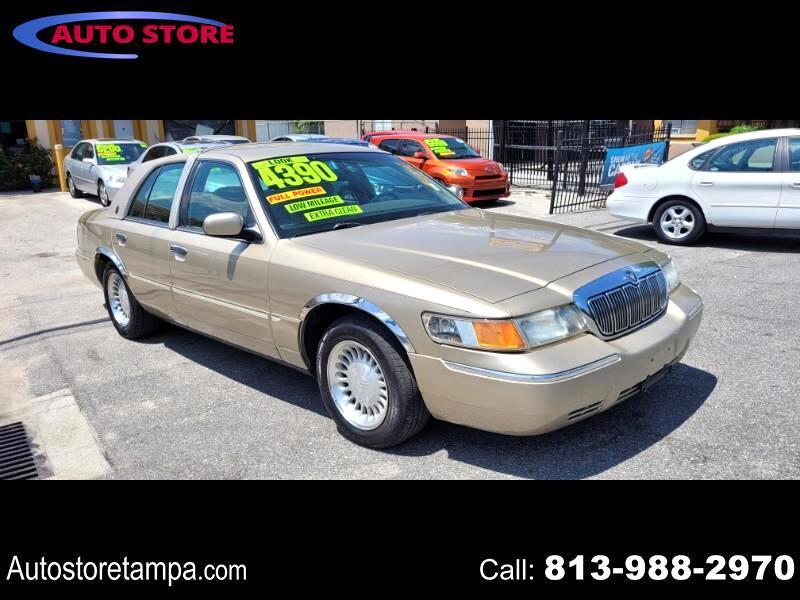 Mercury Grand Marquis LS 2000