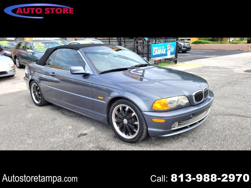 BMW 3-Series 330Ci convertible 2001
