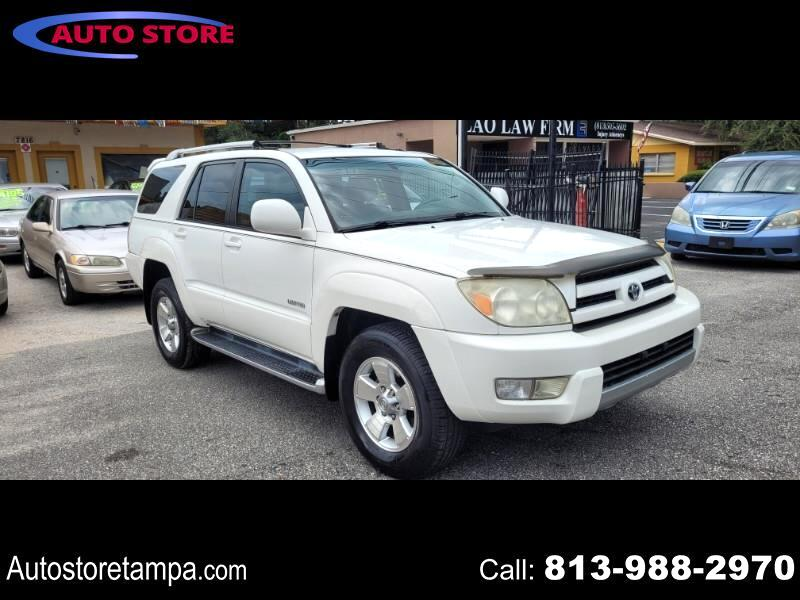 Toyota 4Runner Limited 2WD 2004