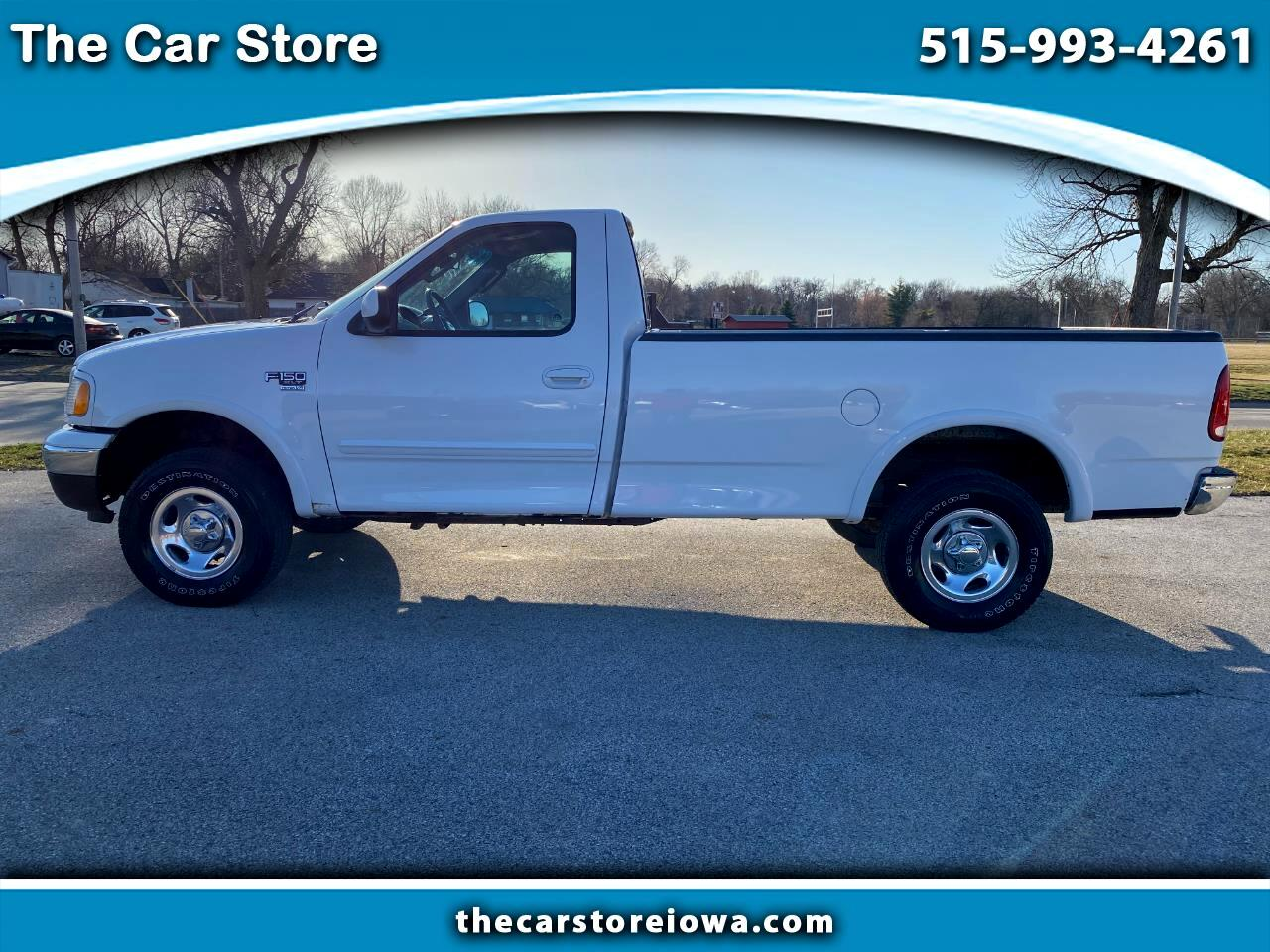 Ford F-150 XL Long Bed 4WD 2002