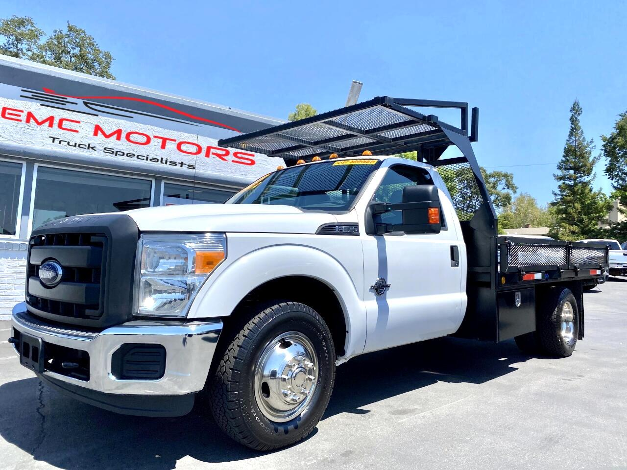 Ford Super Duty F-350 DRW  2013