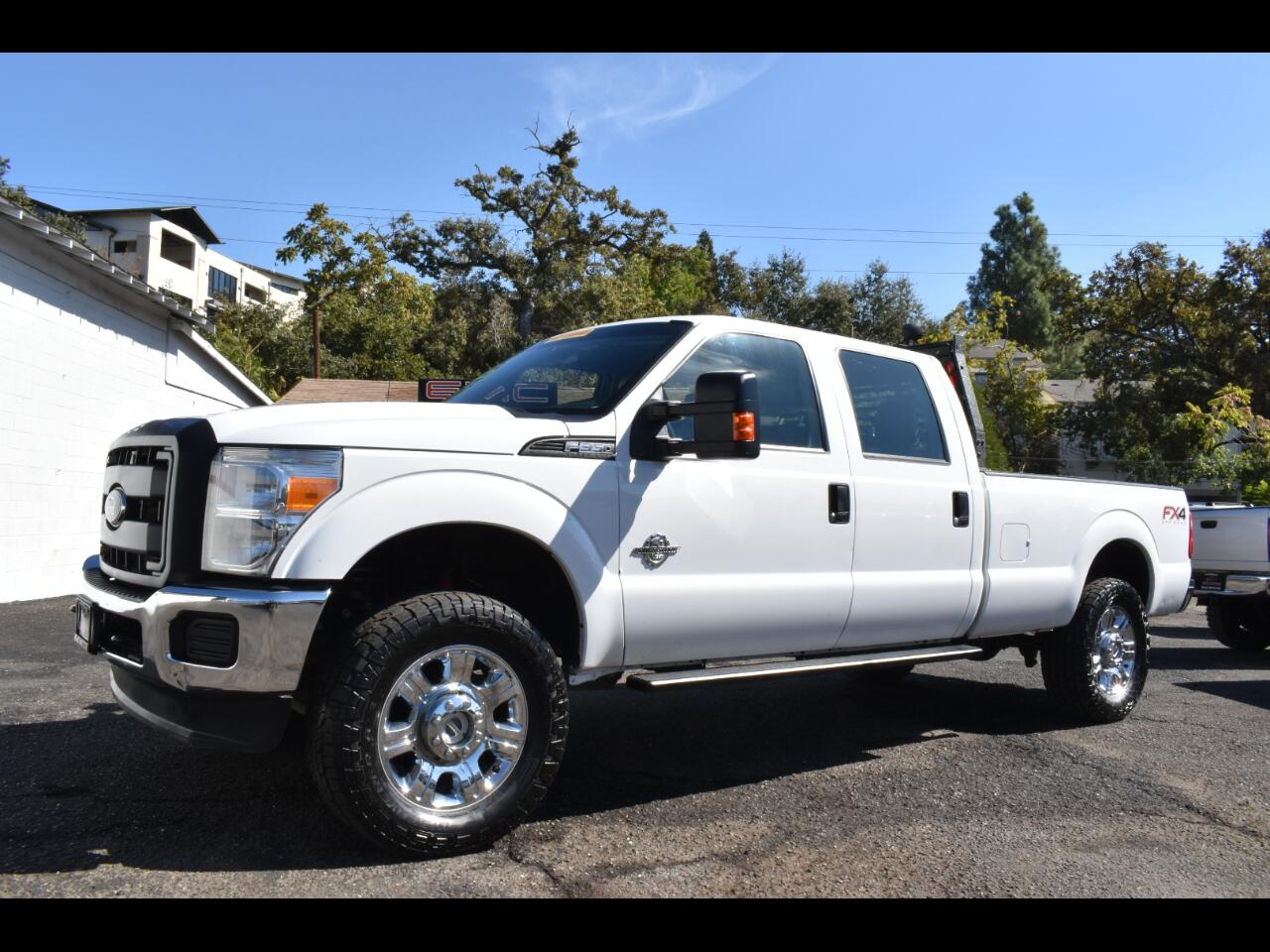 "Ford Super Duty F-350 SRW 4WD Crew Cab 172"" XL 2015"