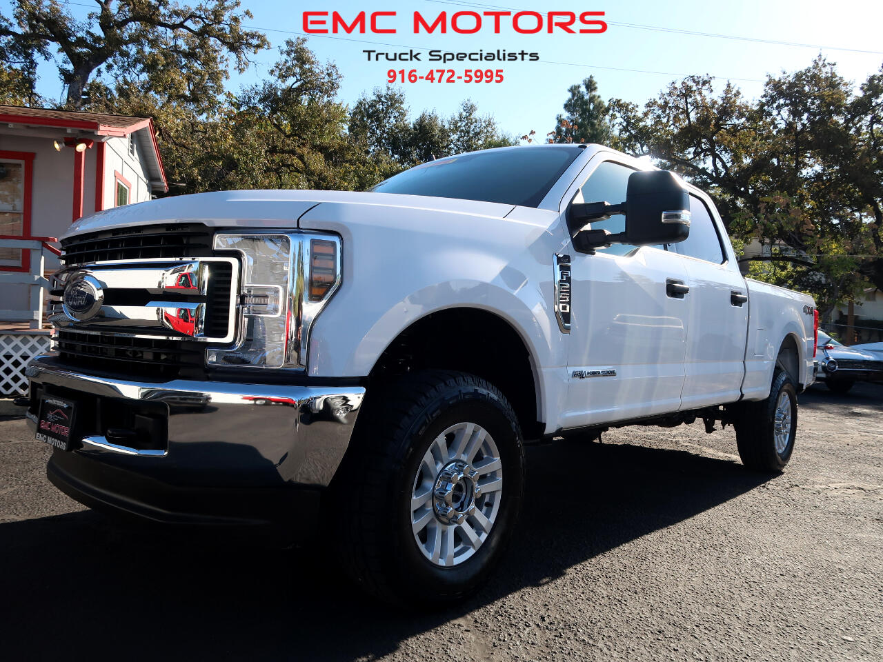 Ford Super Duty F-250 SRW XLT 4WD Crew Cab 6.75' Box 2019