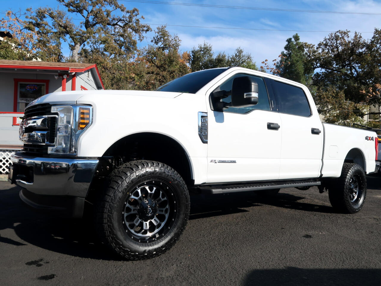 Ford Super Duty F-250 SRW XLT 4WD Crew Cab 6.75' Box 2018