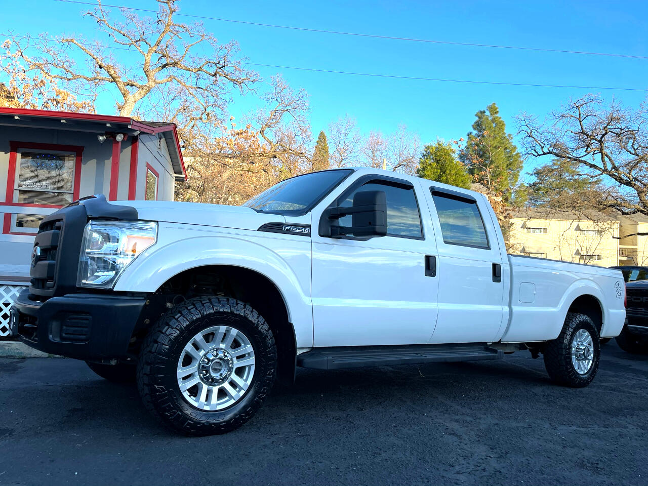 "Ford Super Duty F-250 SRW 4WD Crew Cab 172"" XL 2013"