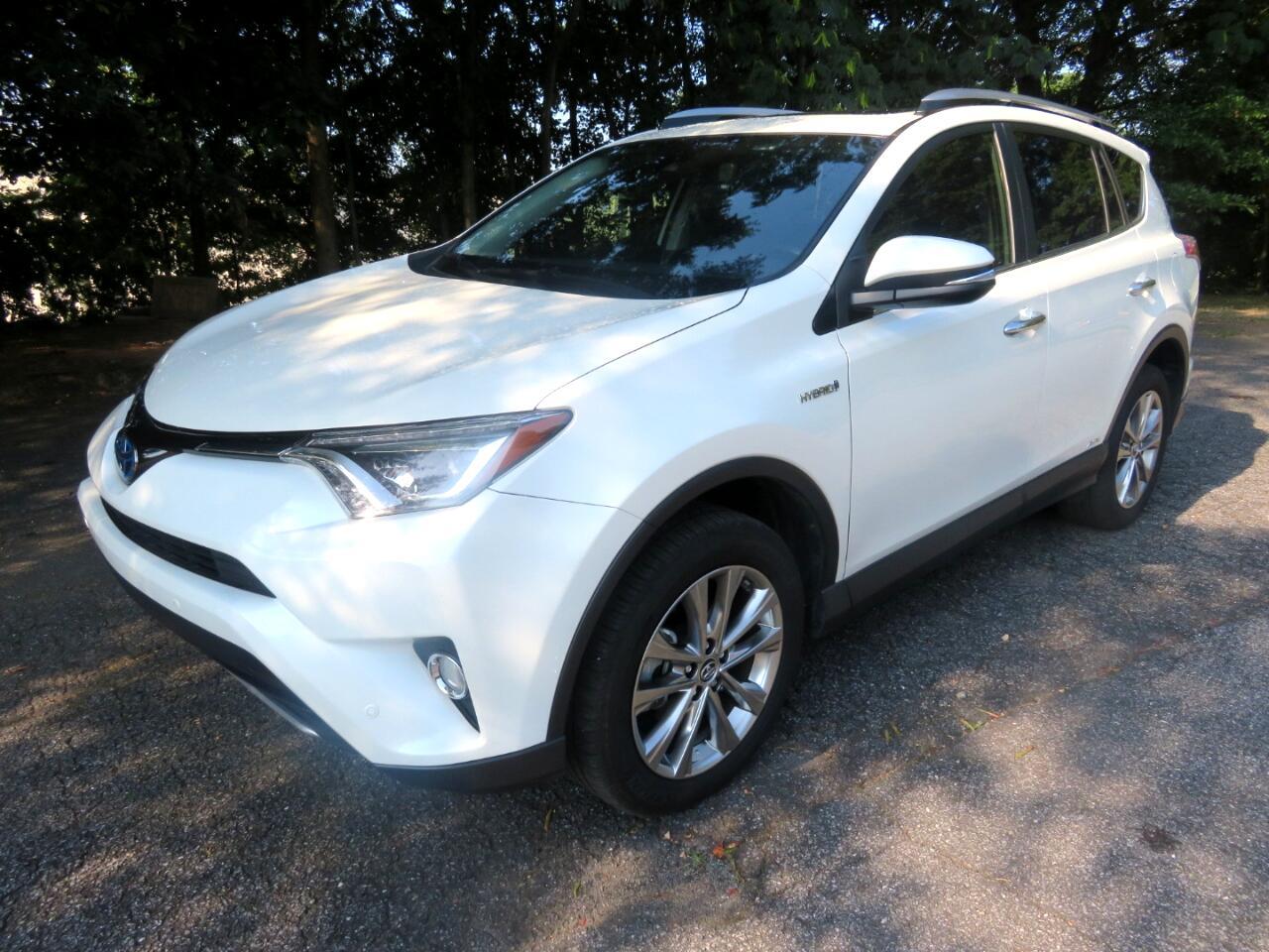 Toyota RAV4 Hybrid Limited AWD (Natl) 2017