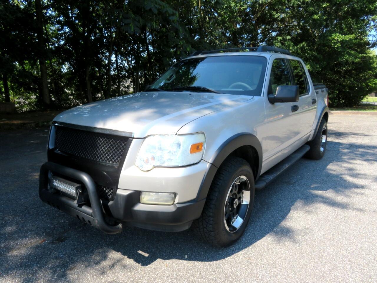 Ford Explorer Sport Trac 4WD 4dr V6 XLT 2007