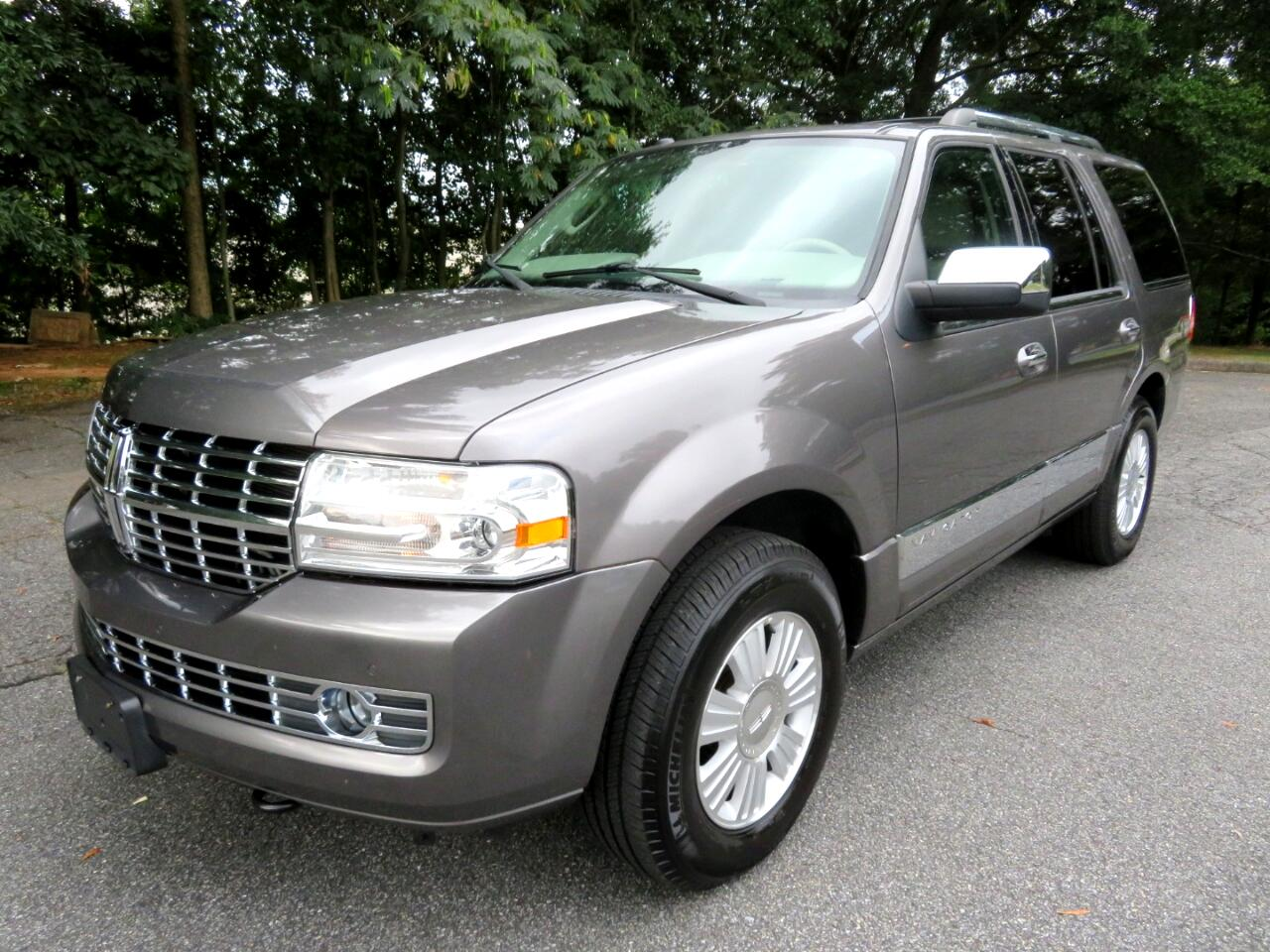 Lincoln Navigator 4dr 4WD Ultimate 2014