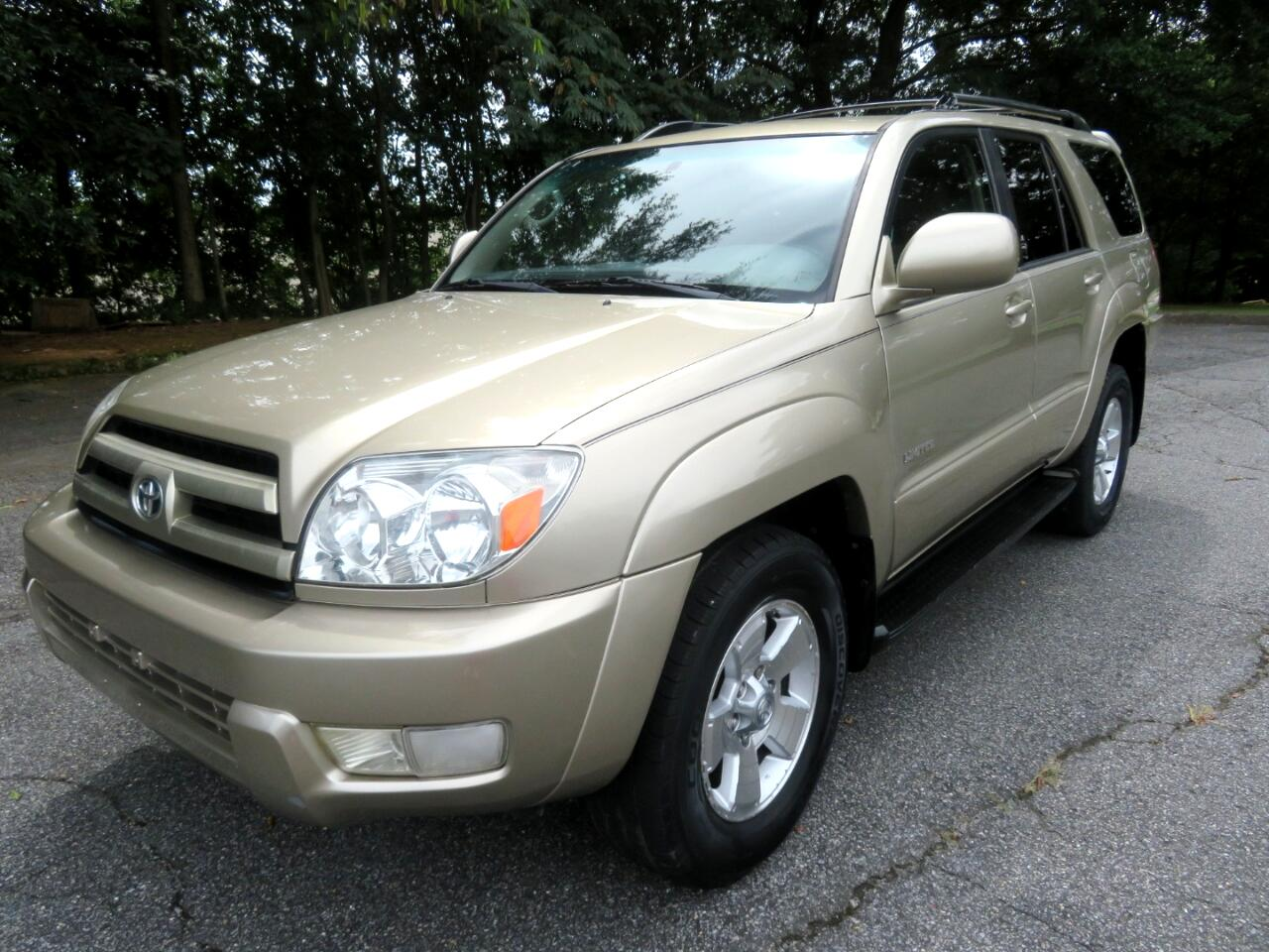 Toyota 4Runner 4dr Limited V6 Auto (Natl) 2005