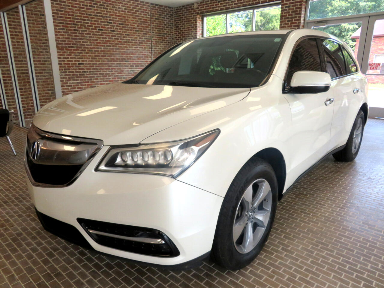Acura MDX FWD 4dr 2014