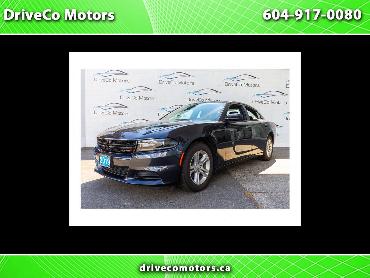 Dodge Charger 4dr Sdn SXT RWD 2019