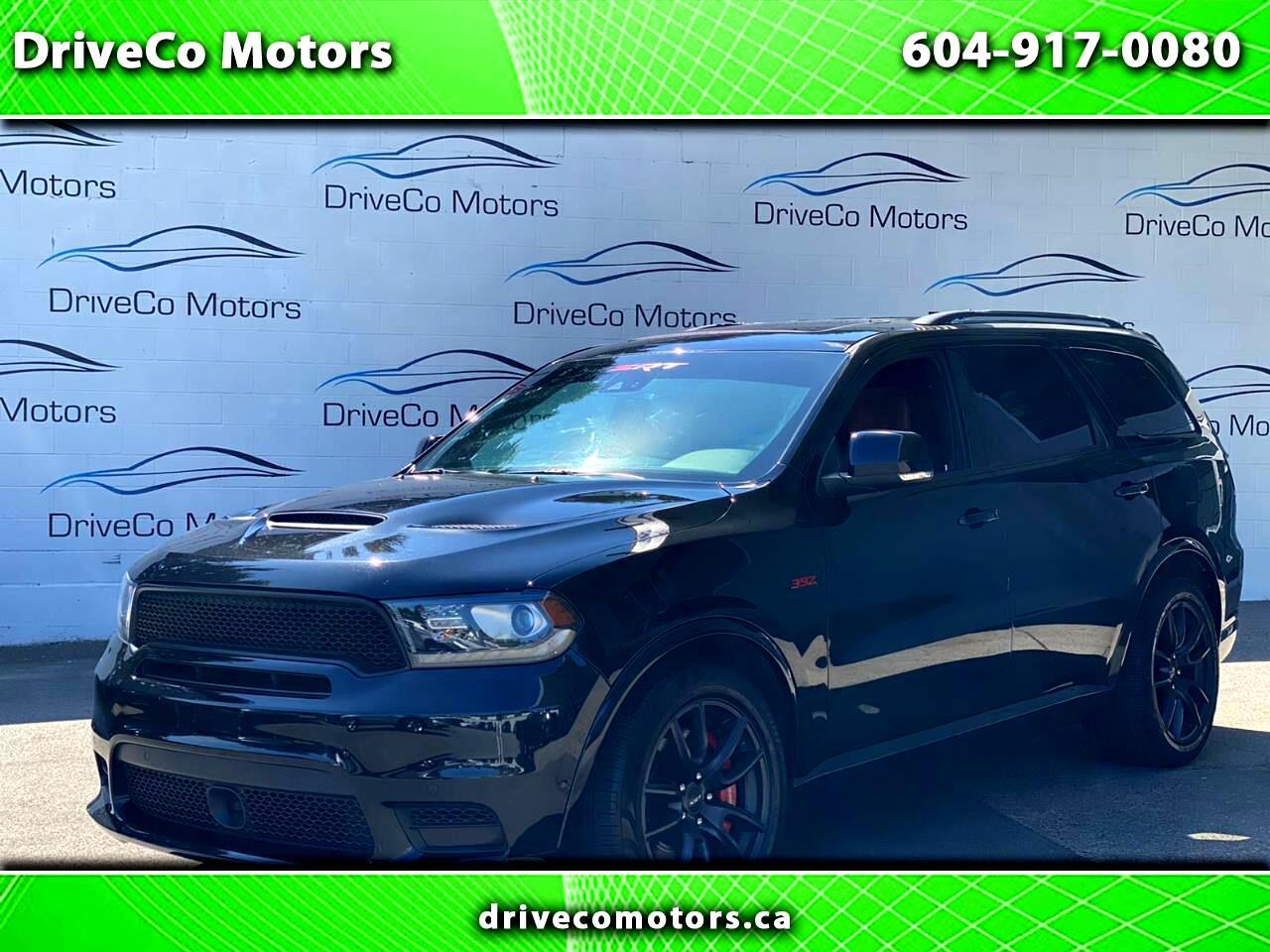 Dodge Durango SRT AWD 2018