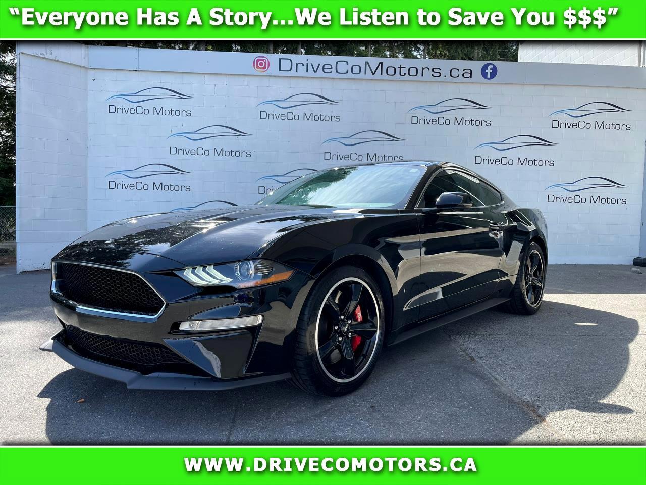 Ford Mustang Bullitt Fastback 2020