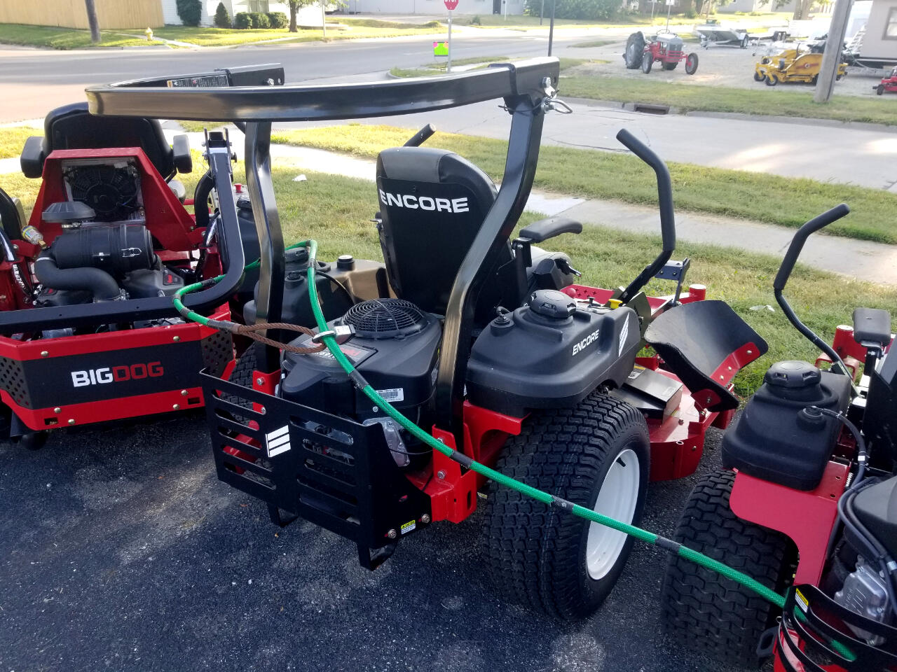 Encore Power Equipment Edge  2020