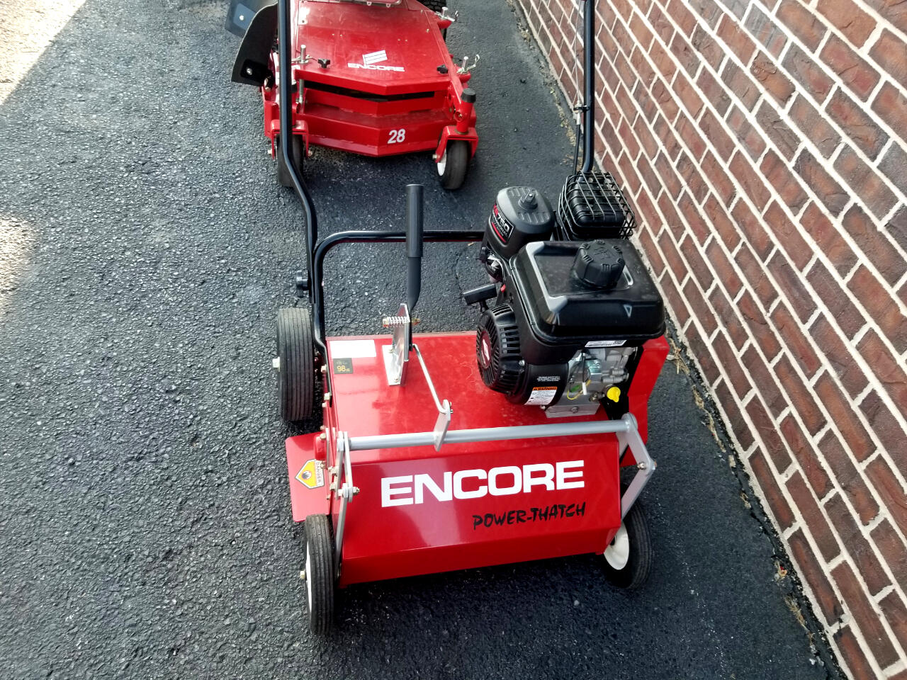 Encore Power Equipment Power Thatch  2017