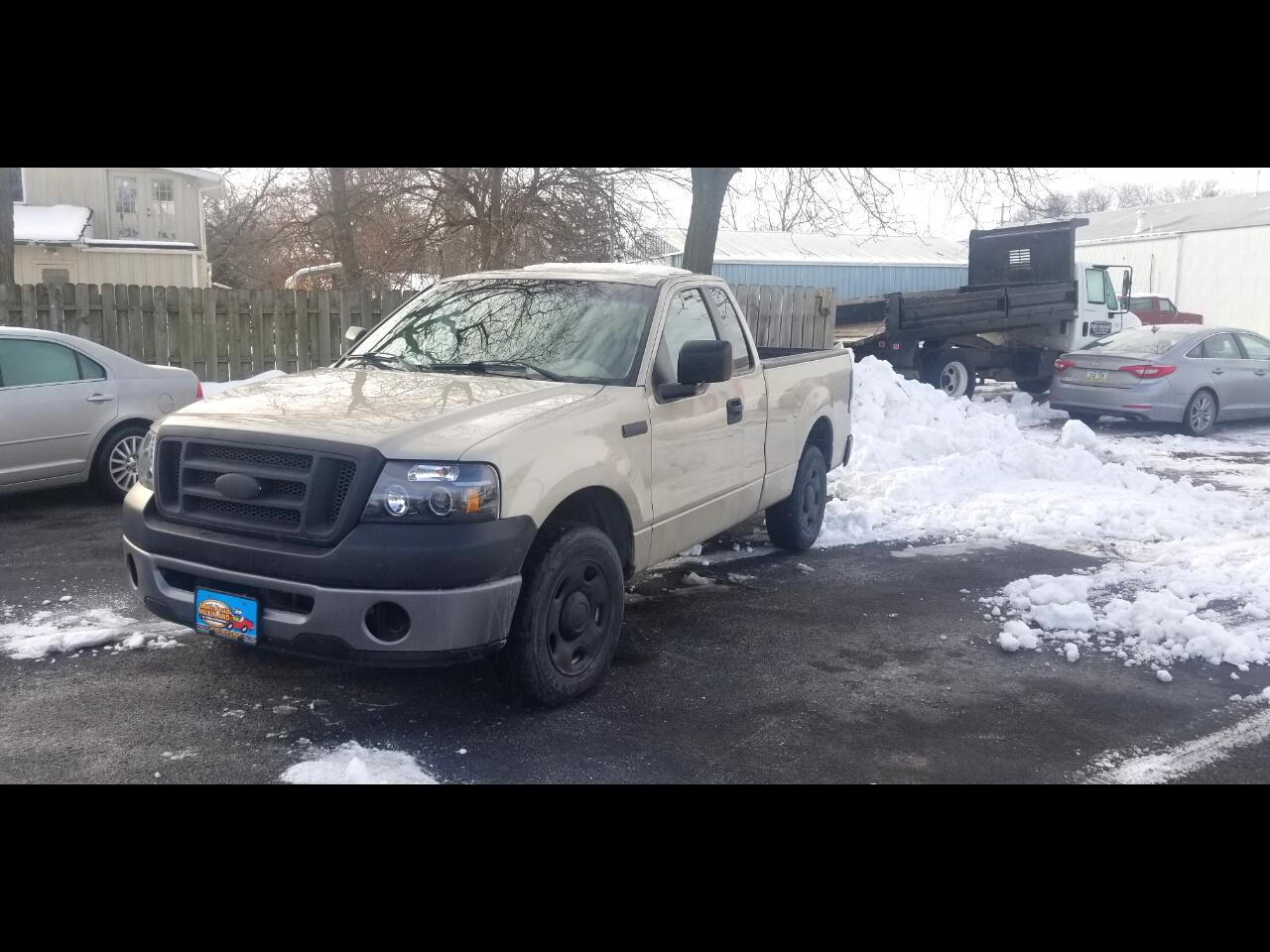 Ford F-150 XL 2WD 2008