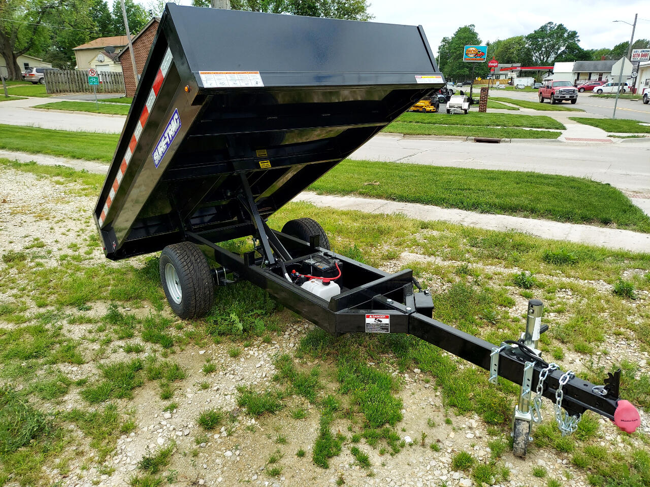 Sure-Trac Utility Dump  2021