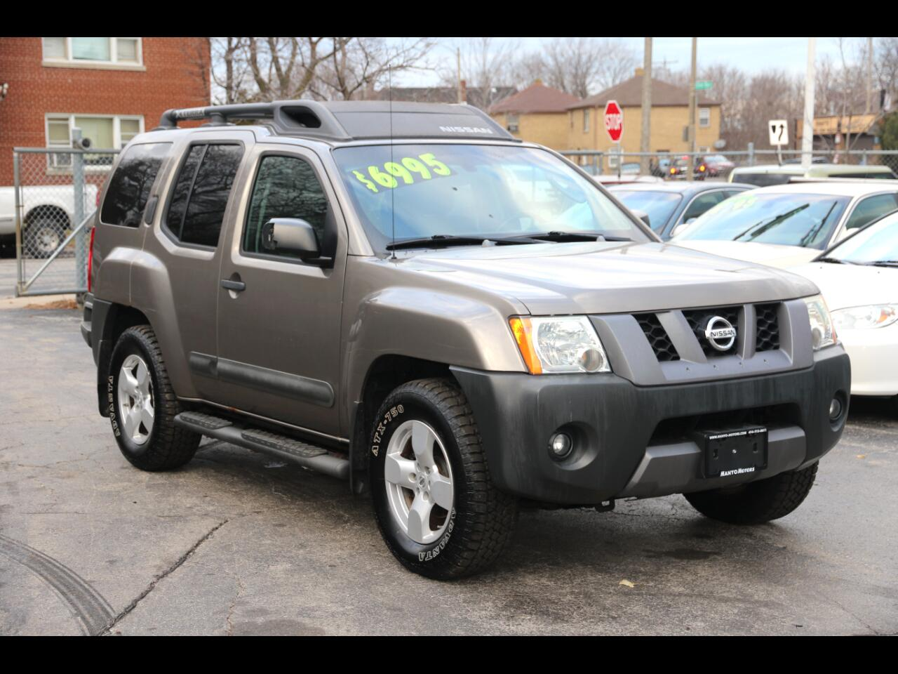 Used 2006 Nissan Xterra Se 4wd For Sale In Milwaukee Wi 53209 Manyo Motors