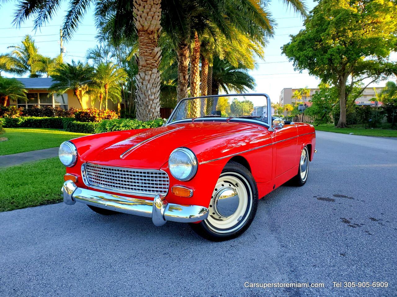 MG Midget  1961