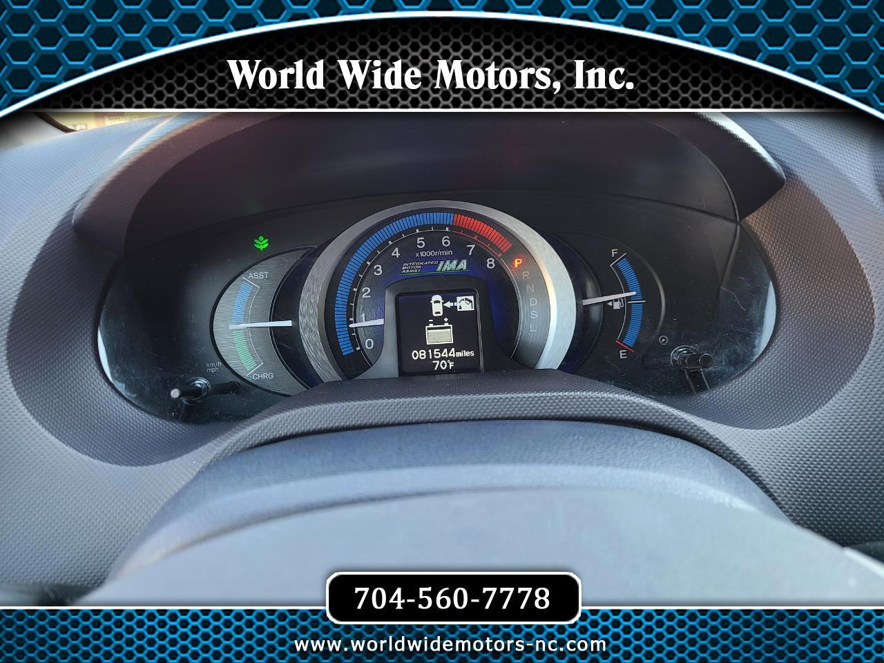 Honda Insight LX 2010