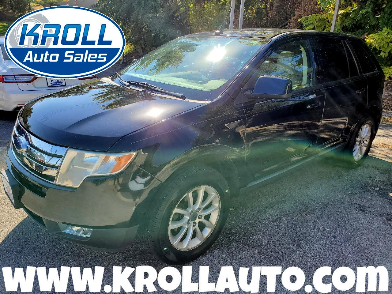 Ford Edge AWD 4dr SEL PLUS 2007
