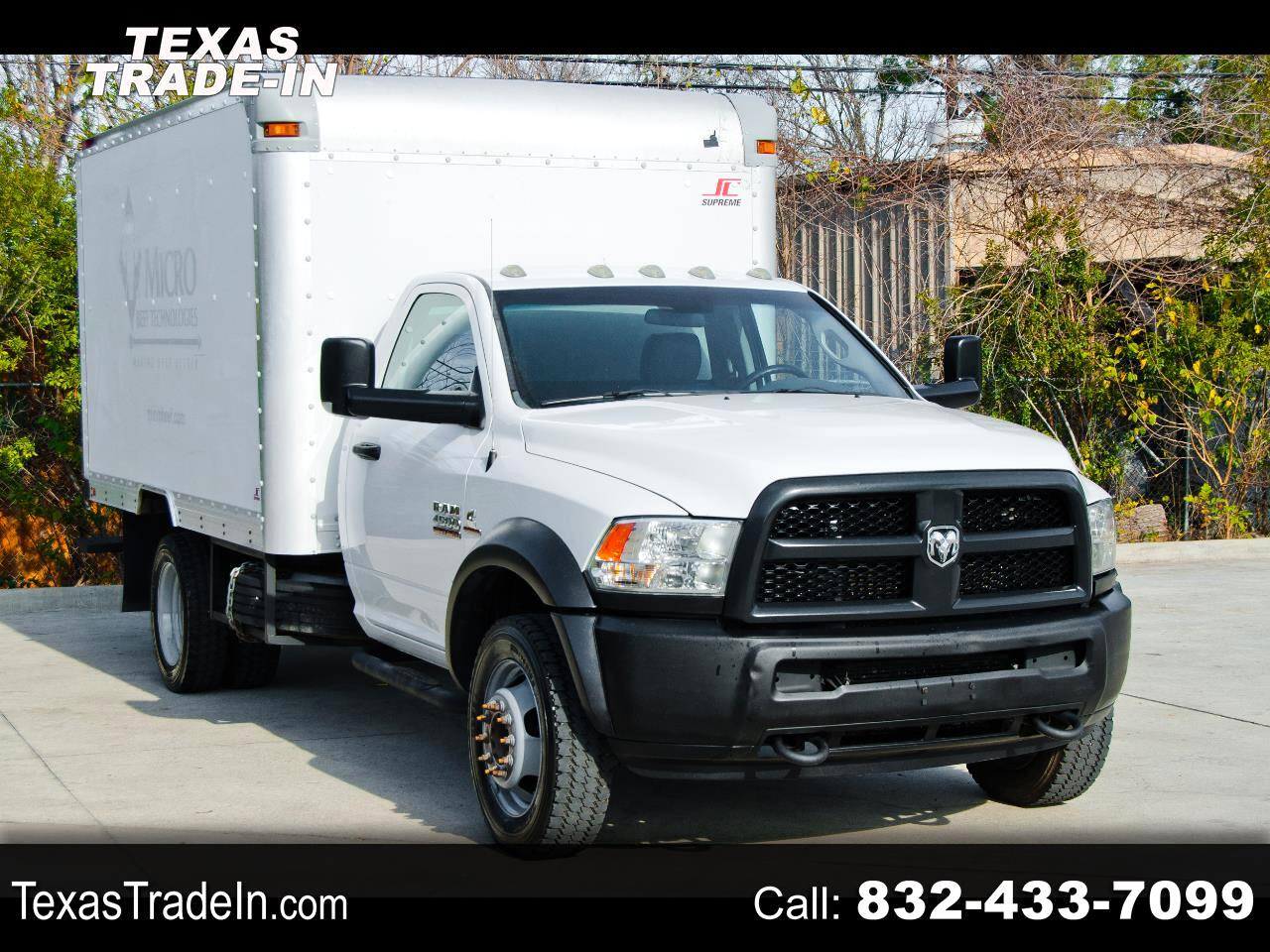 RAM 4500 Chassis Cab  2015