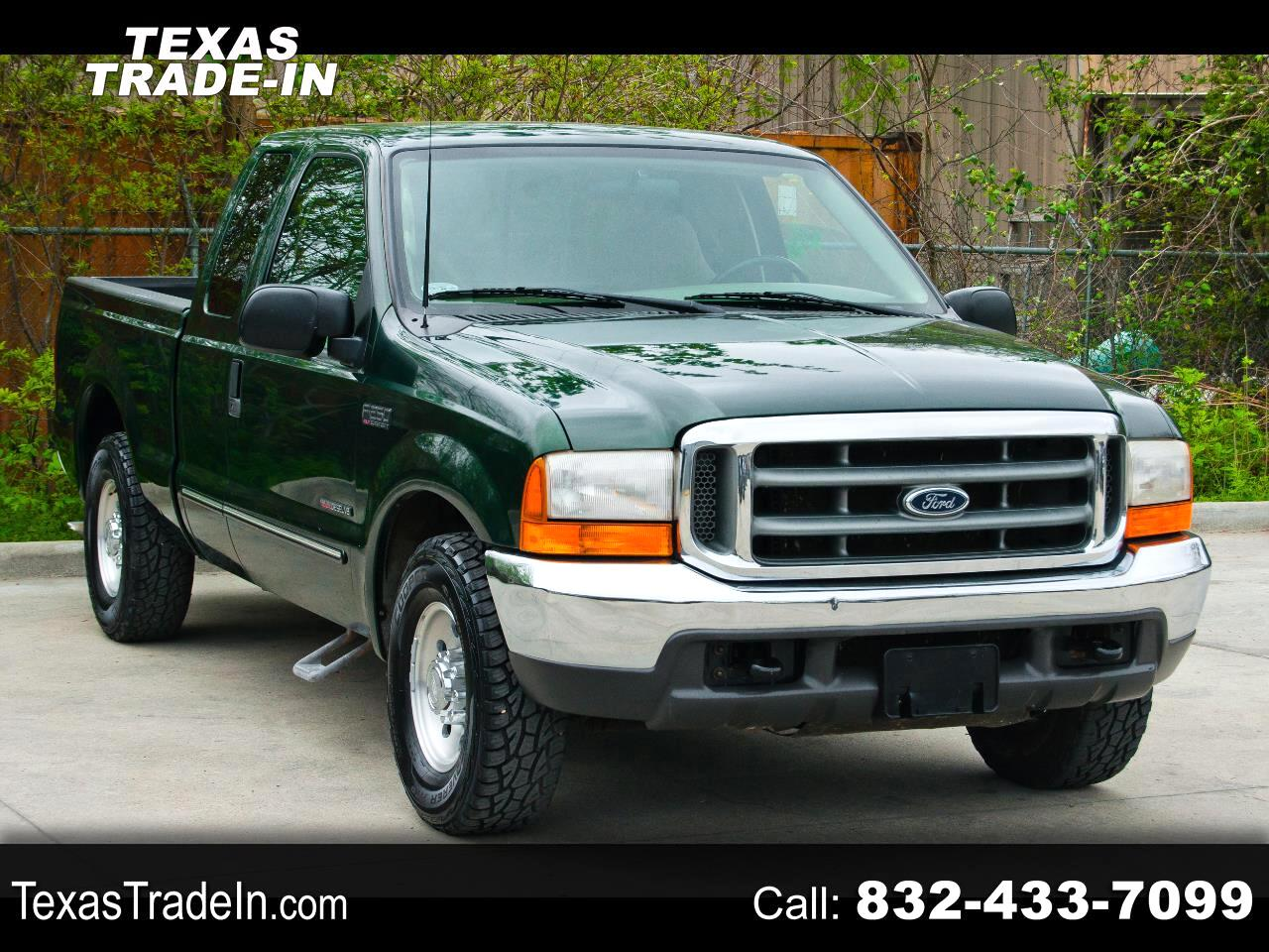Ford F-250 SD XLT 2WD 2000