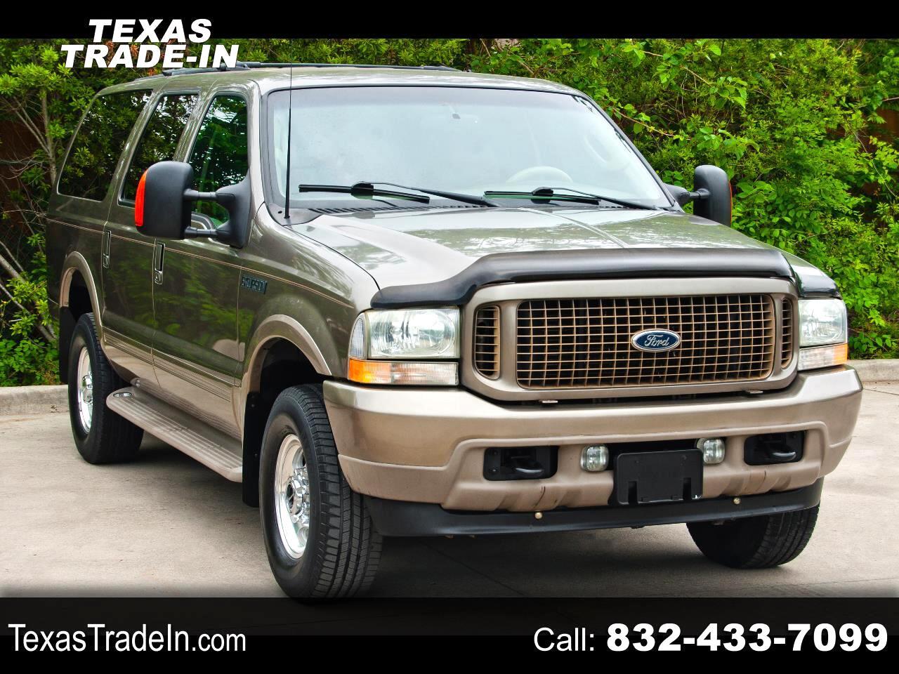 Ford Excursion Eddie Bauer 7.3L 4WD 2003