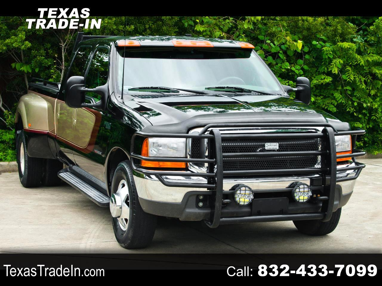 Ford F-350 SD Lariat Crew Cab Long Bed 2WD DRW 2000