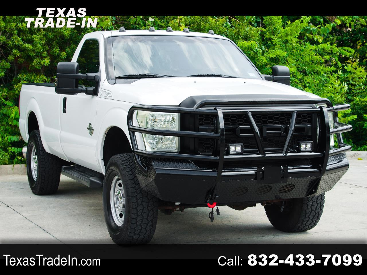 Ford F-250 SD XL 4WD 2014