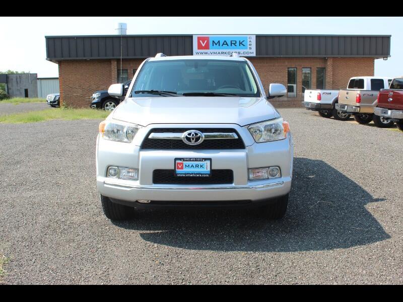 Toyota 4Runner SR5 4WD 2011